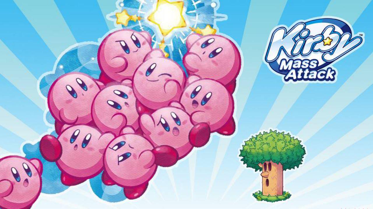 Kirby Mass Attack data di uscita europea