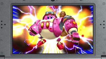 Kirby Planet Robobot: Distruzione robotica nel trailer italiano