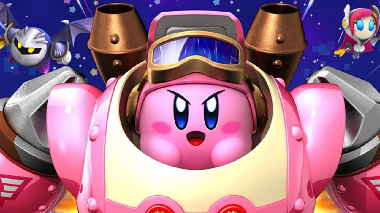 Kirby: Planet Robobot è il gioco più venduto di questa settimana in Giappone