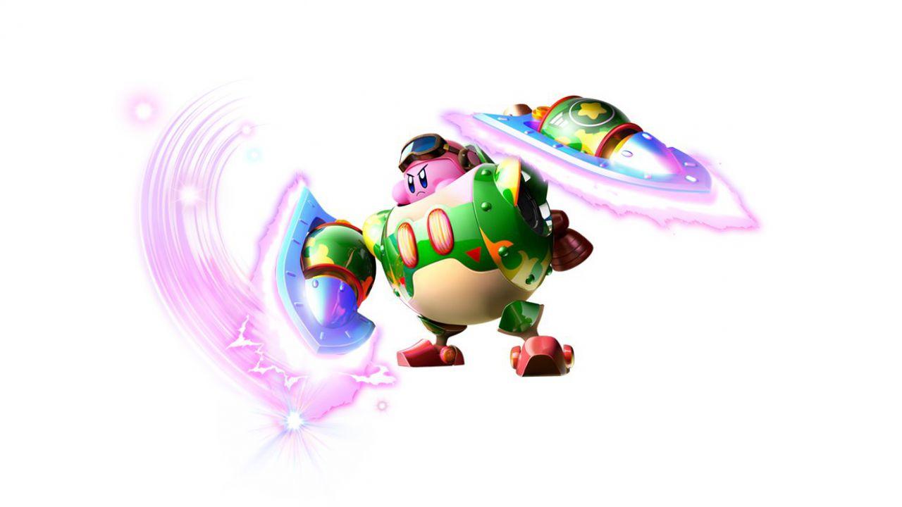 Kirby: Planet Robobot si presenta in immagini e video