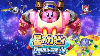Kirby Planet Robobot: un trailer ci illustra le basi del gioco
