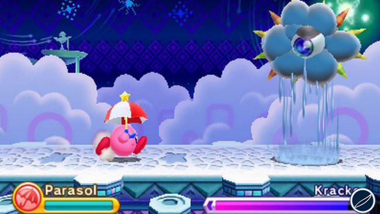 Kirby Triple Deluxe - pubblicate nuove immagini