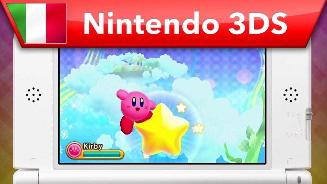Kirby Triple Deluxe: scaricando il gioco dall'eShop otterremo Kirby's Dream Land 2