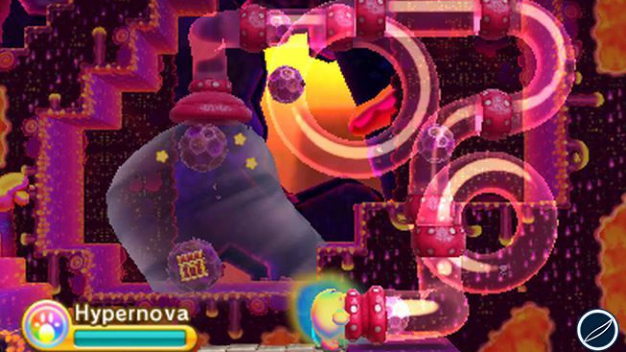 Kirby Triple Deluxe si mostra in nuove immagini