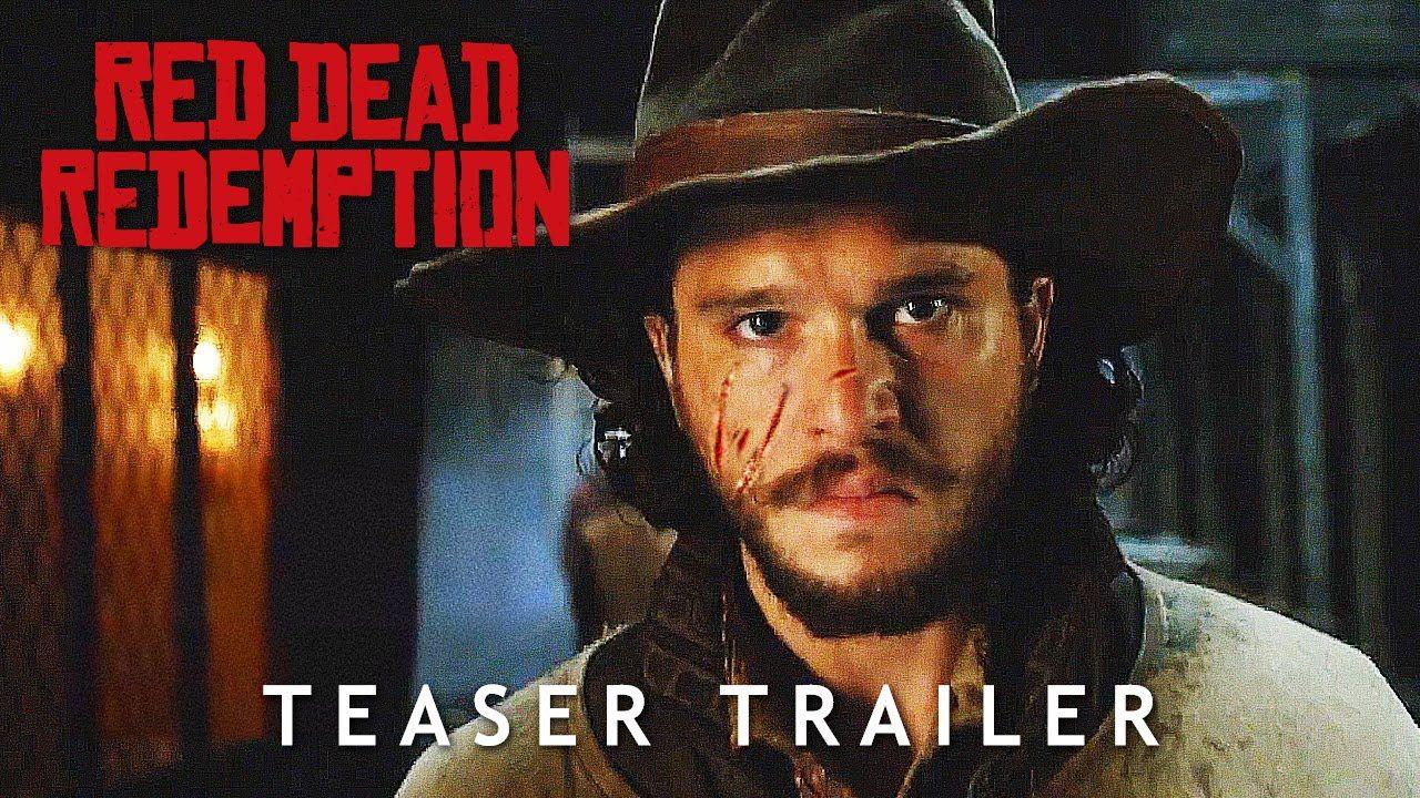 Kit Harington è il protagonista di Red Dead Redemption In questo epico fan trailer