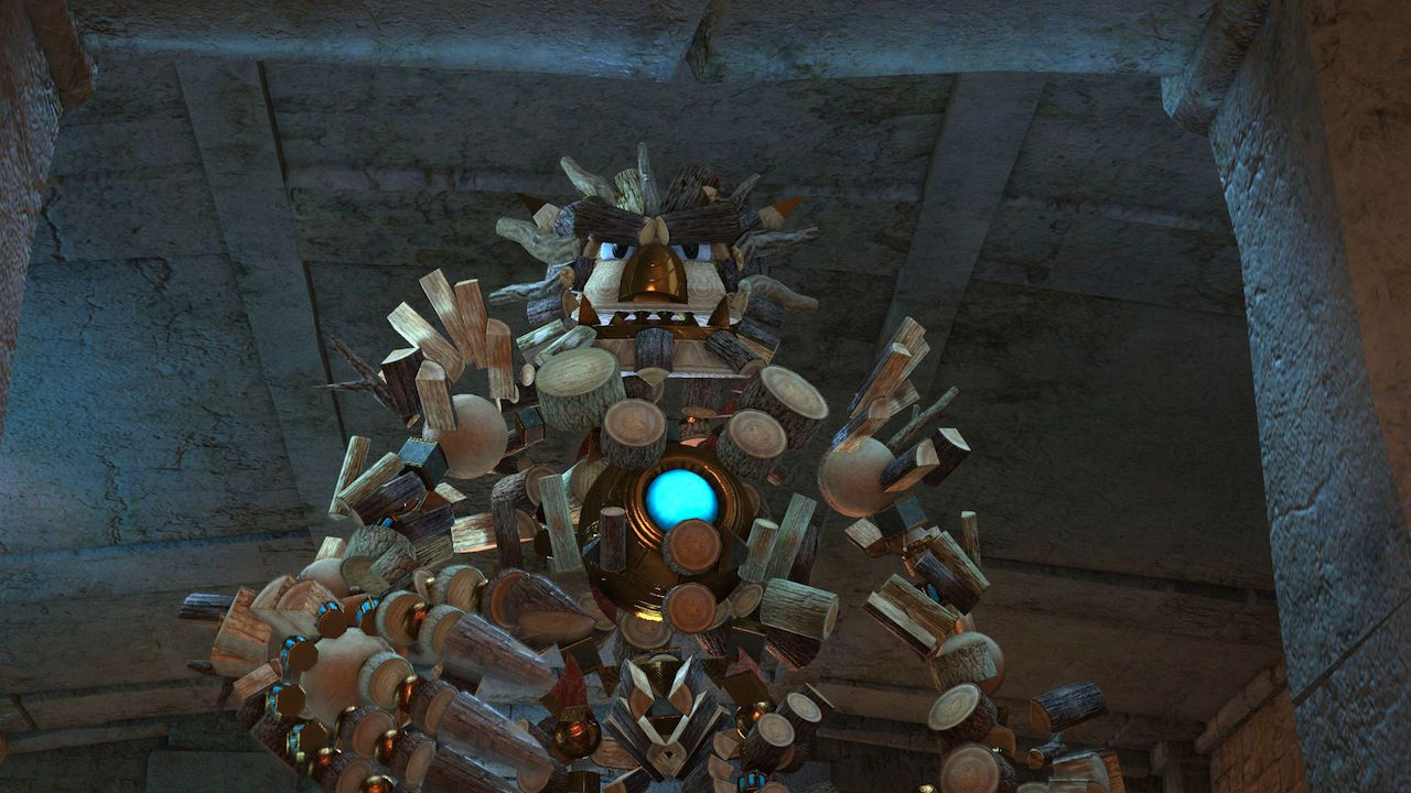 Knack: un video per il Remote Play con PSVita