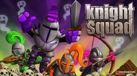Knight Squad ha superato quota un milione di download
