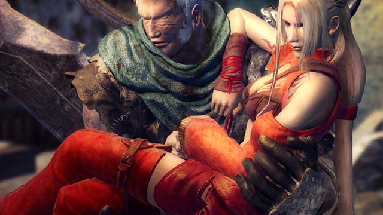 Knights Contract: Namco Bandai pubblica nuove immagini