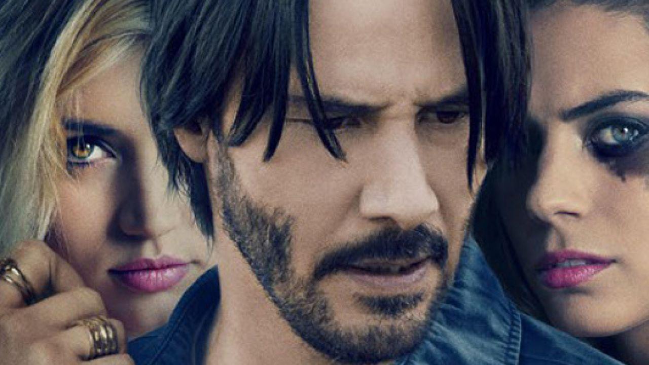 Knock Knock: il poster del nuovo film con Keanu Reeves