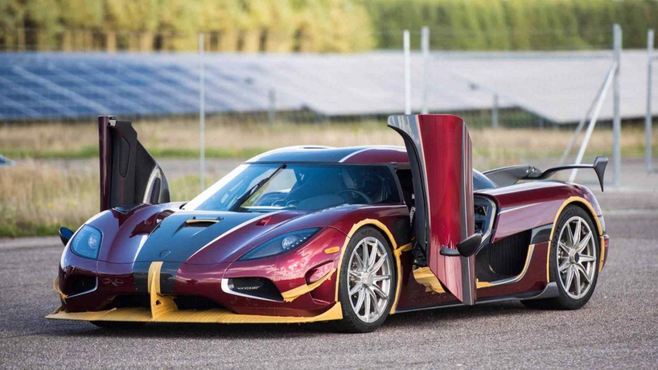 Koenigsegg ignora SSC e ricorda il record di velocità della Agera RS