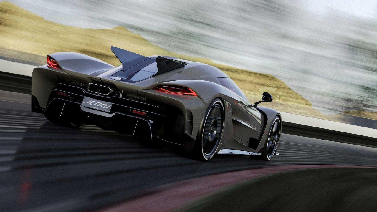Koenigsegg scatenata: ecco la Jesko Absolut, la sua hypercar più veloce di sempre