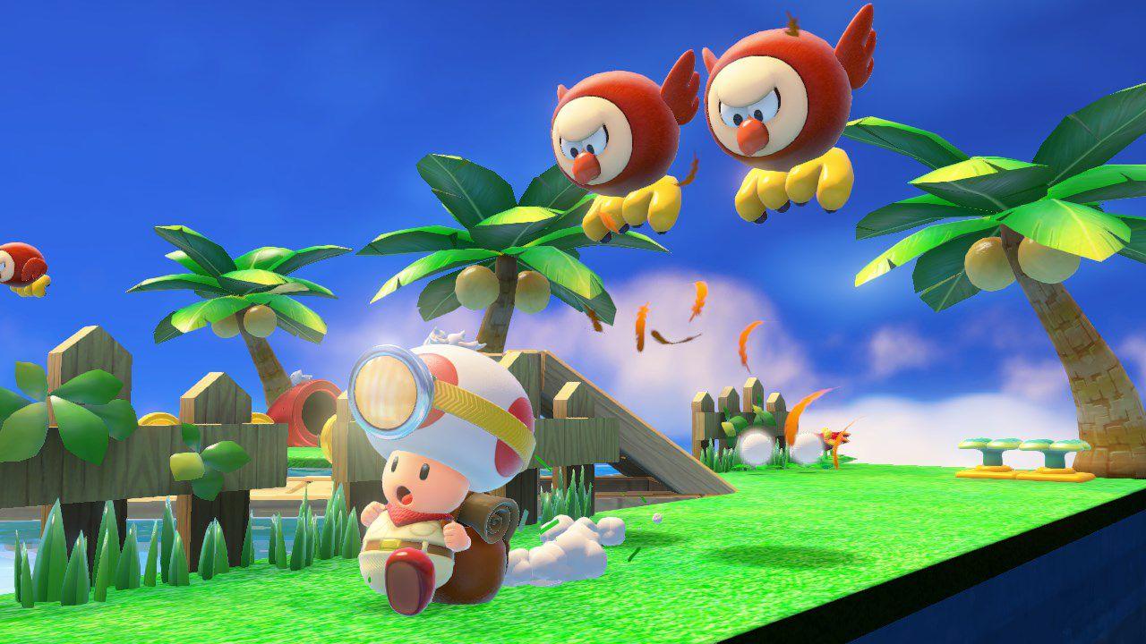 Koichi Hayashida vorrebbe vedere il personaggio di Captain Toad anche in altri giochi