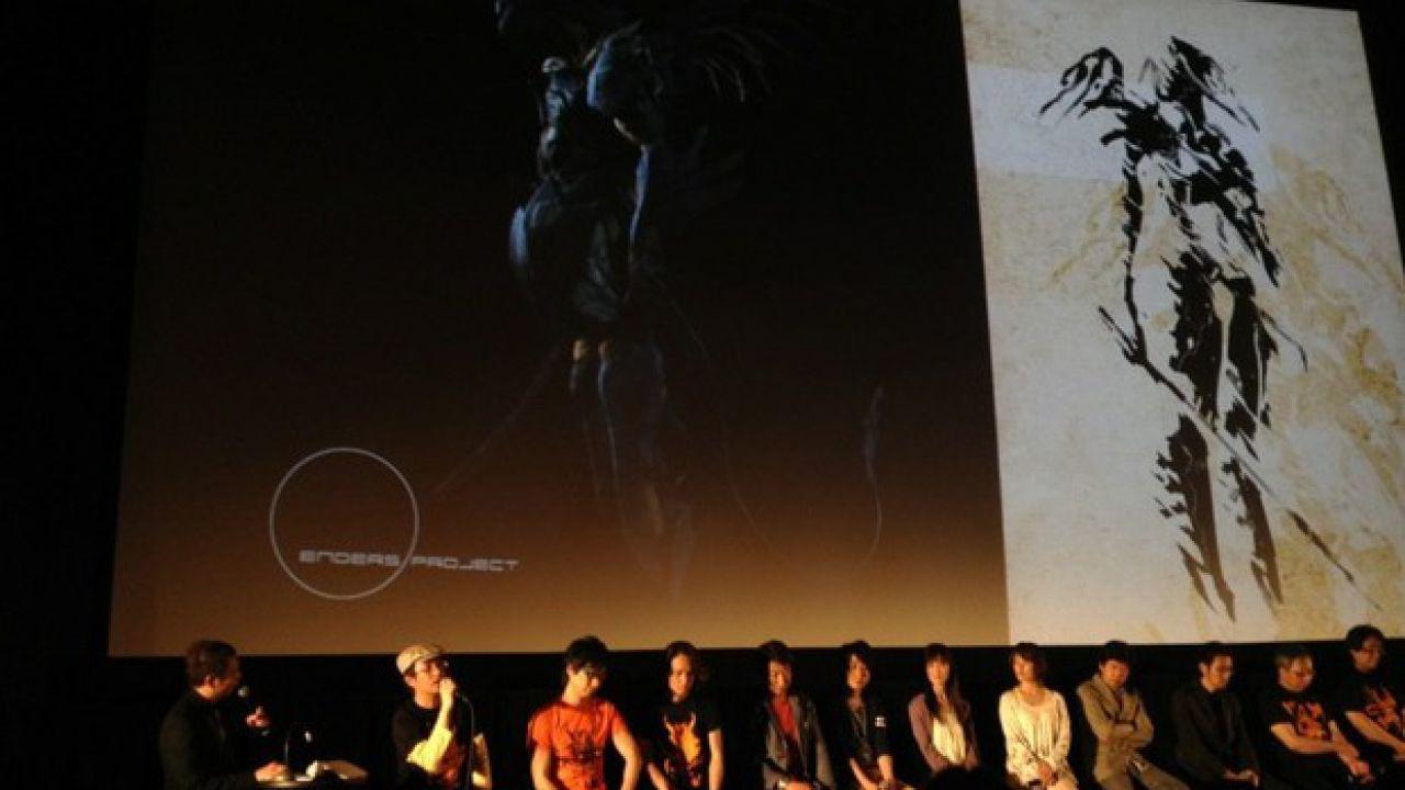 Kojima accantona lo sviluppo di Zone of The Enders 3