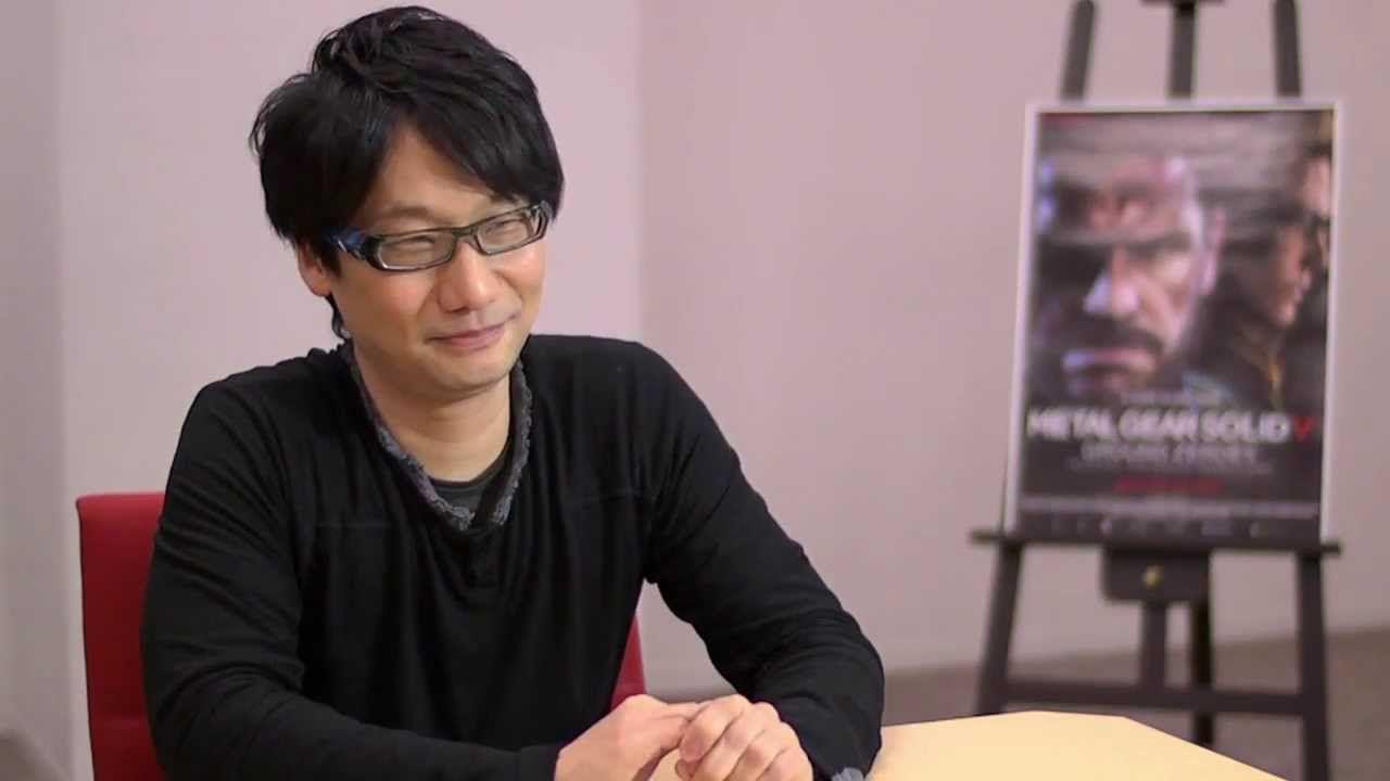 Kojima Productions: non più di 100 persone nel team, secondo Hideo