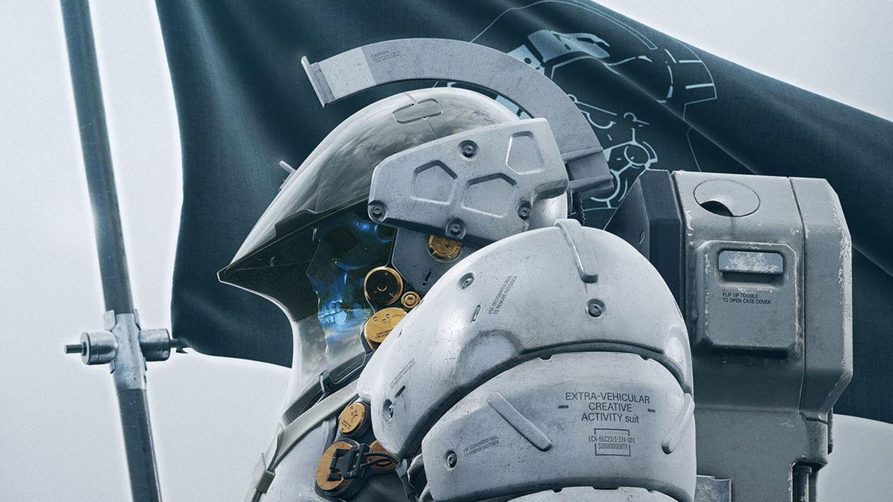 Kojima Productions: Svelato il volto nascosto nel logo