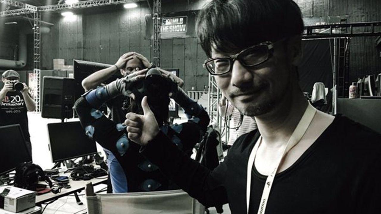 Kojima Productions: uno scatto dai lavori in corso