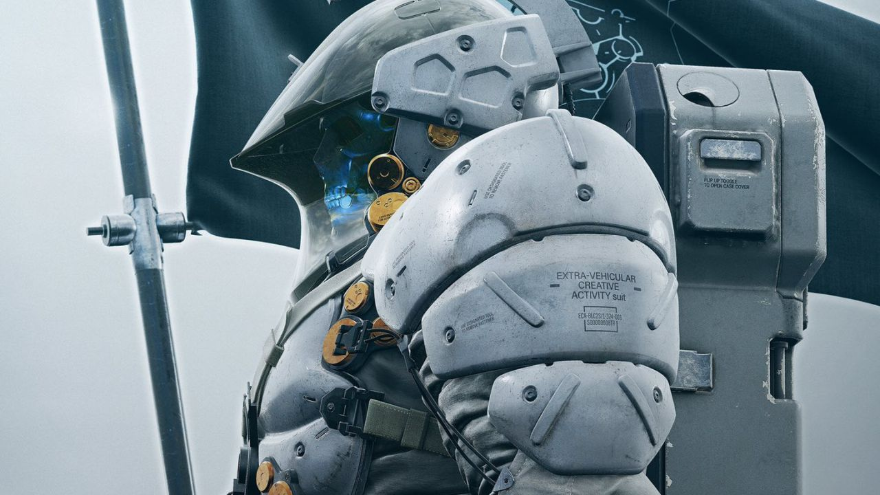 Kojima rivela la figura intera di Ludens, il personaggio del logo di Kojima Production