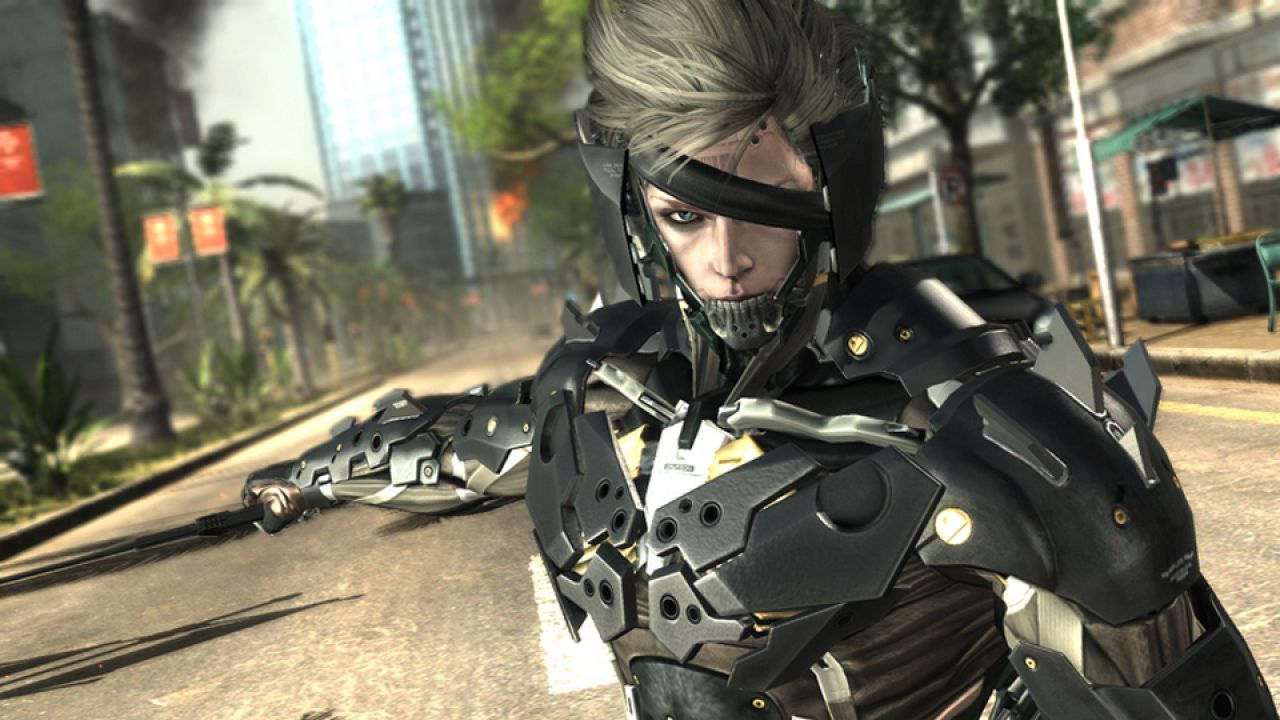 Kojima vorrebbe Gray Fox in Metal Gear Rising 2