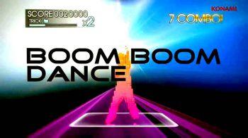Konami annuncia Boom Boom Dance per Kinect su Xbox Live Arcade