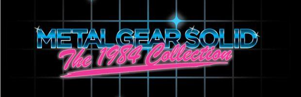 Konami annuncia Metal Gear Solid The 1984 Collection - Notizia