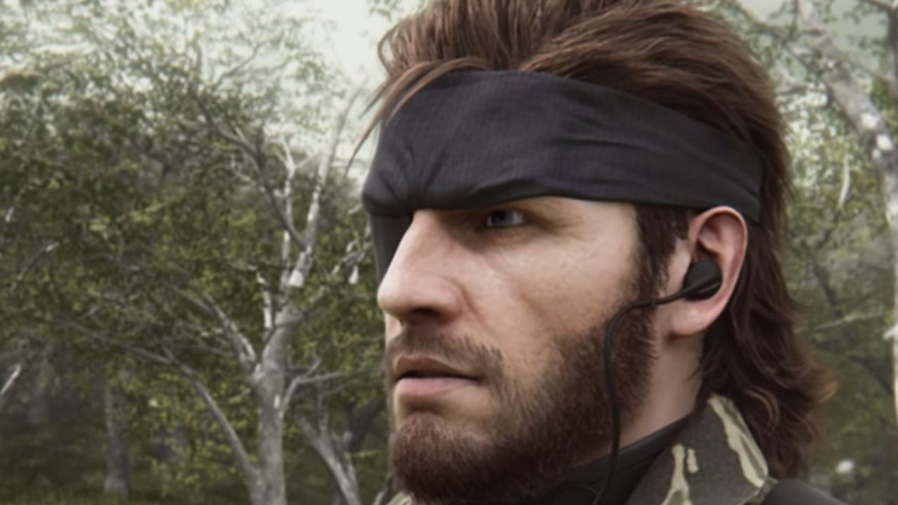 Konami annuncia il Pachinko di Metal Gear Solid 3 Snake Eater
