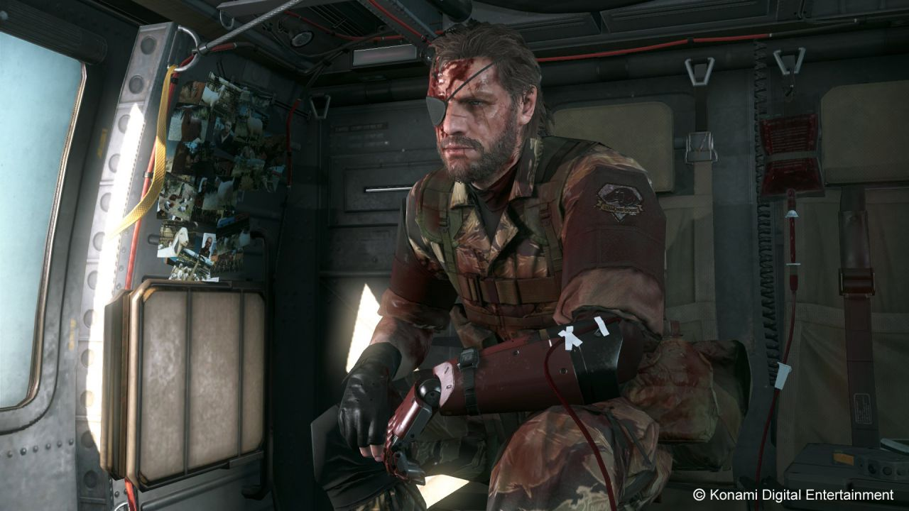 Konami annuncia i requisiti PC per Metal Gear Solid 5: The Phantom Pain