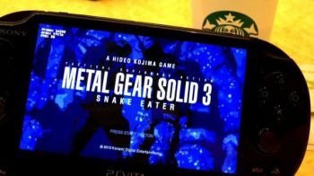 Konami conferma la data di uscita europea di Metal Gear Solid HD Collection per PS Vita