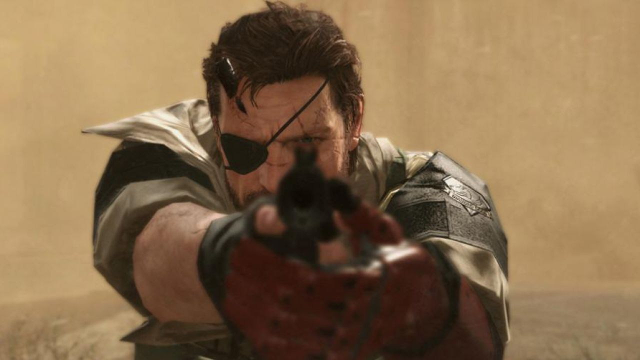 Konami: Metal Gear Solid 5: The Phantom Pain è il gioco dell'anno
