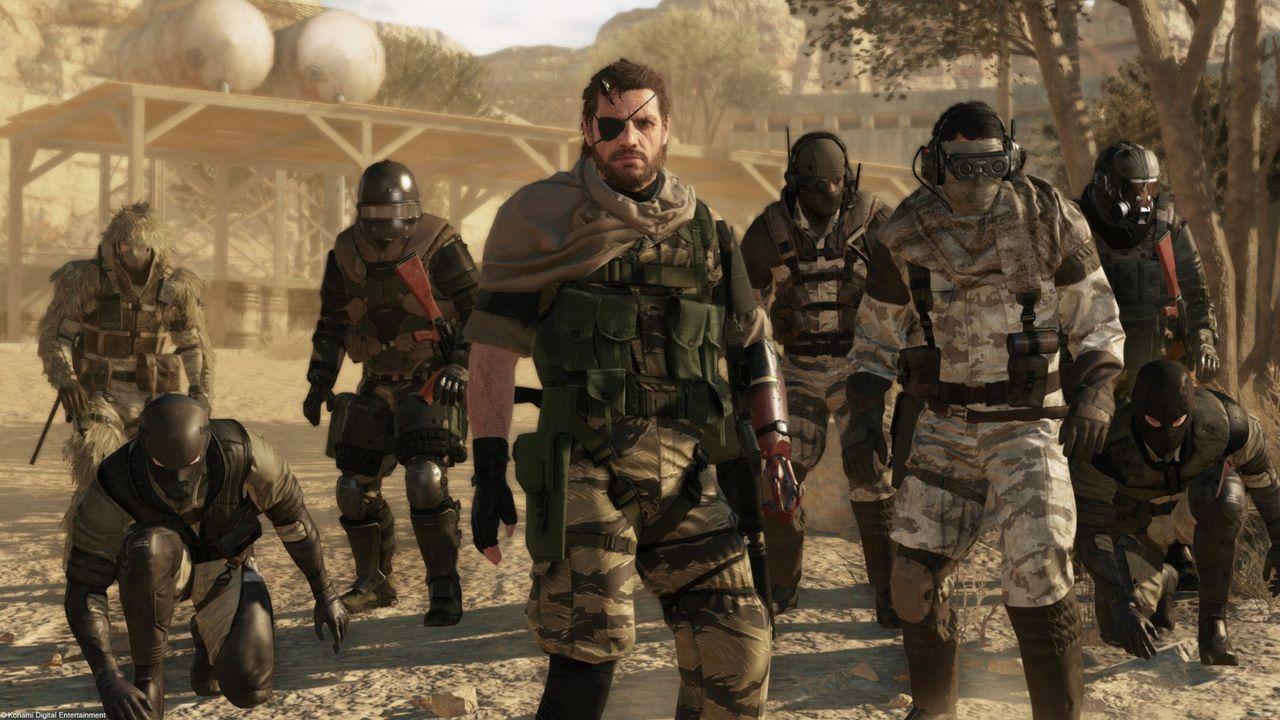 Konami presenta Cloaked in Silence: l'aggiornamento di marzo di Metal Gear Online