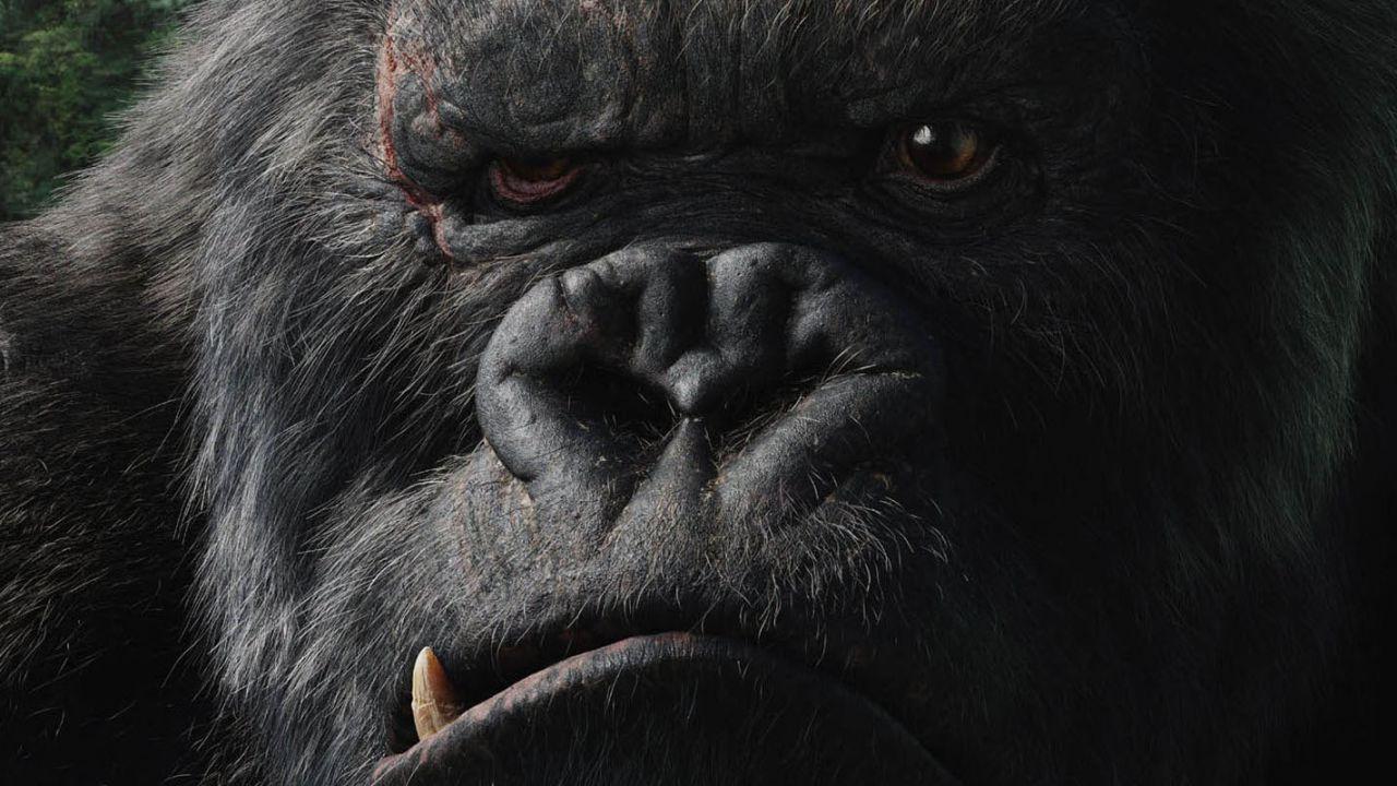 Comic-Con 2016: il teaser poster di Kong: Skull Island!