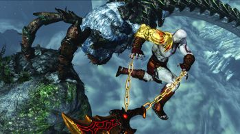 Kratos è furioso in questo video di God of War 3 Remastered