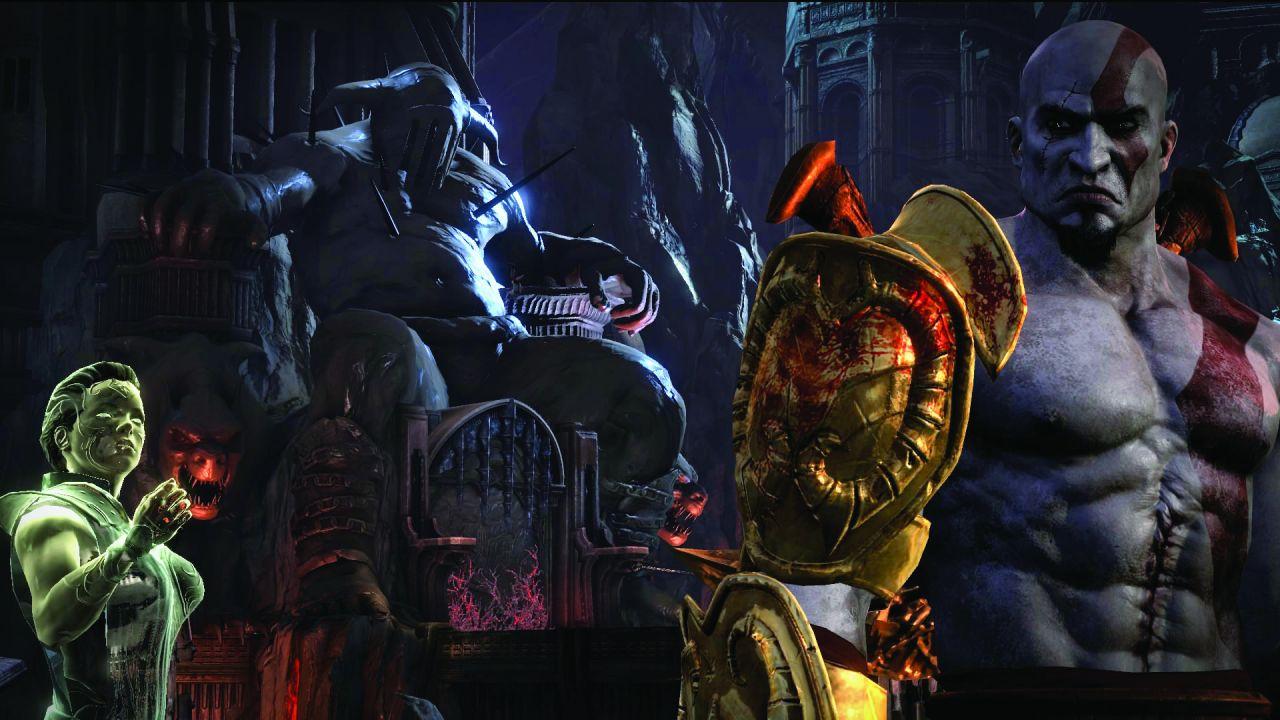 Kratos torna in azione in questo video di God of War 3 Remastered