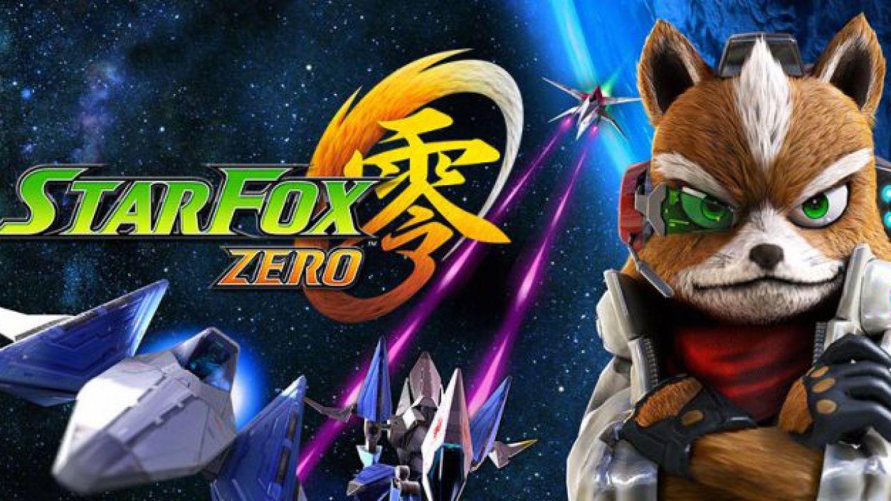 Krystal non farà un'apparizione in Star Fox Zero