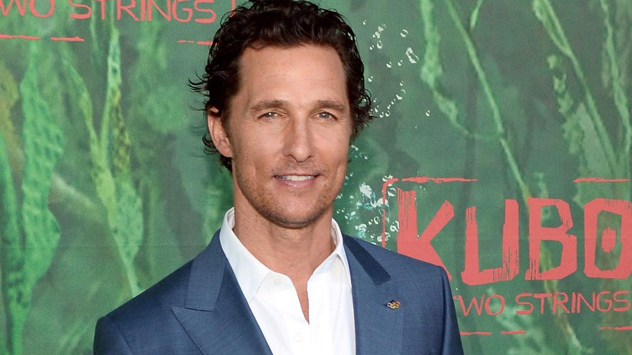 Kubo e la Spada Magica: l'intervista esclusiva a Matthew McConaughey