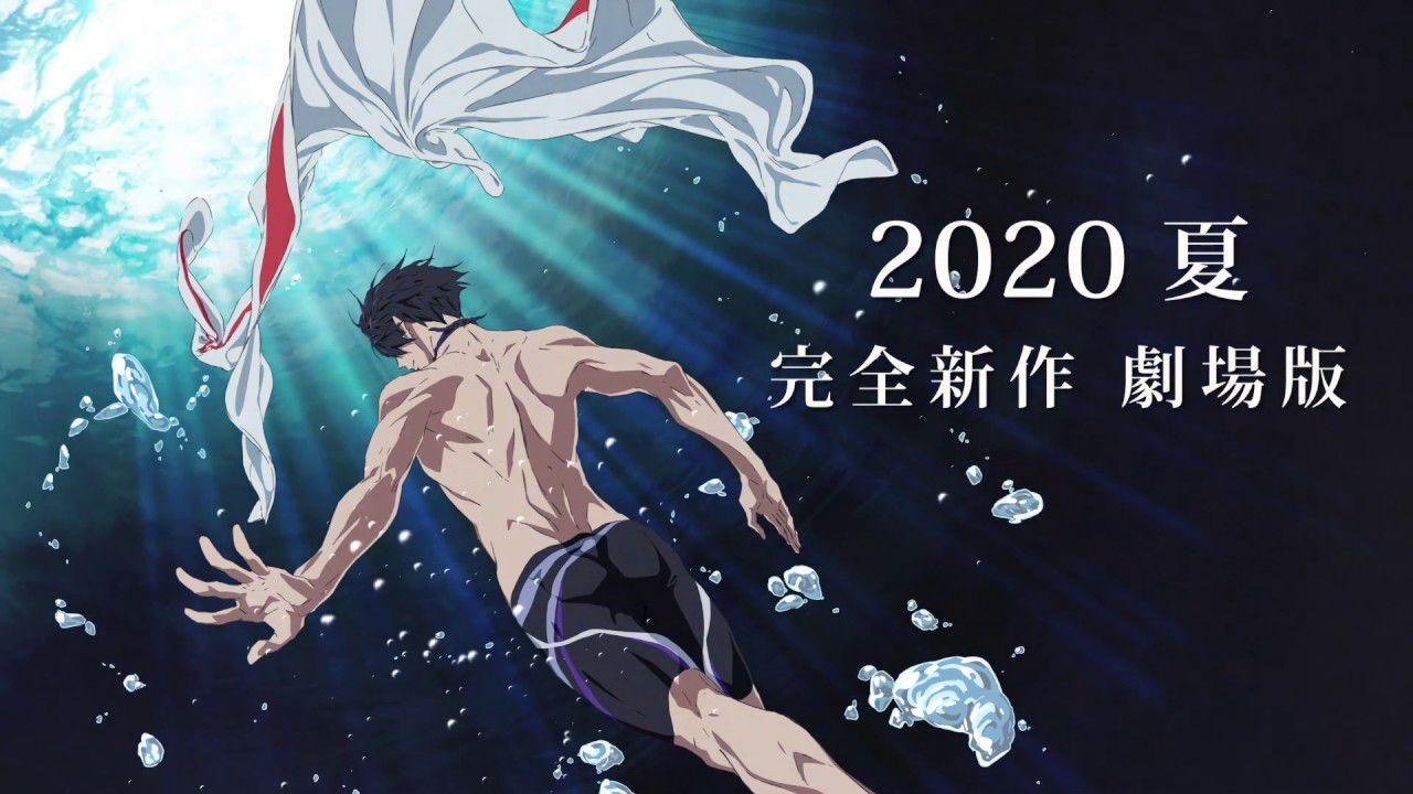 Kyoto Animation annuncia il posticipo del nuovo film di New Free! a data da destinarsi