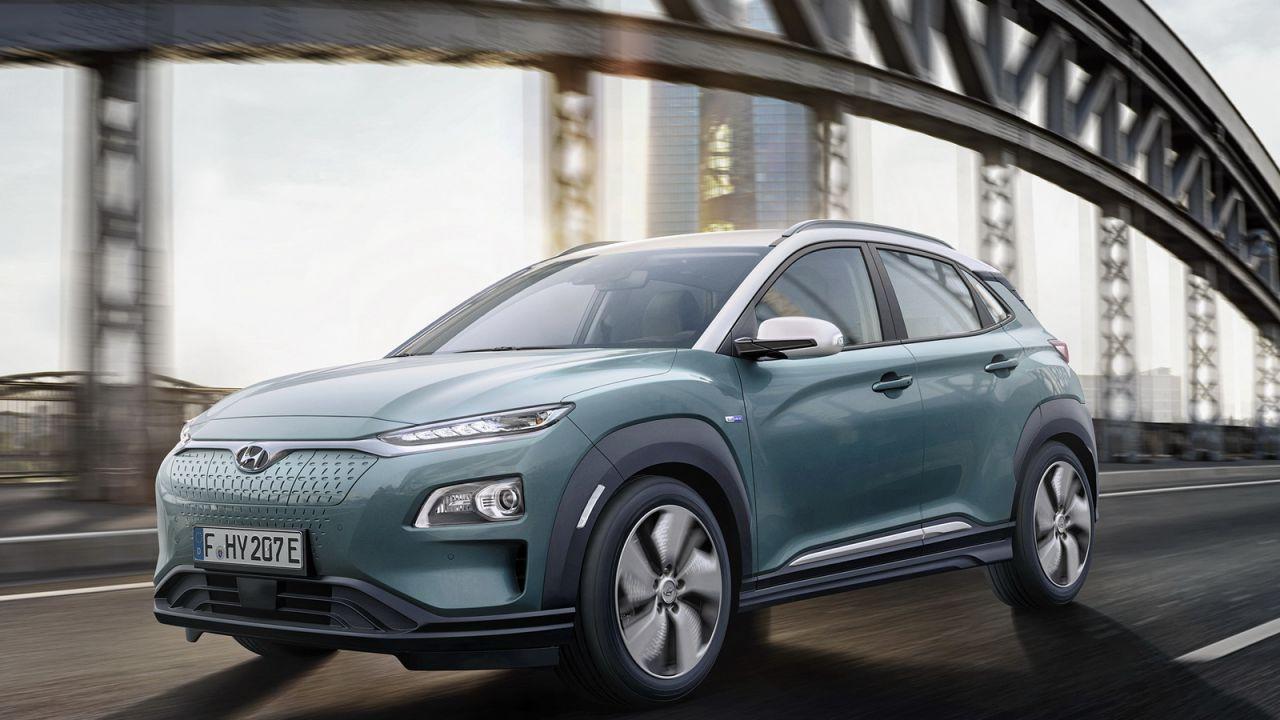 L'8% dell'autonomia della Hyundai Kona Electric non dipende dalla batteria