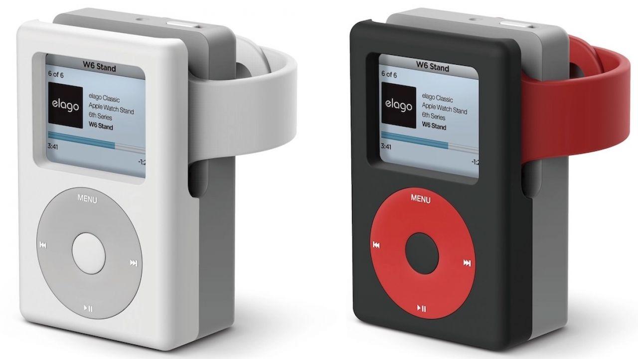 L'accessorio che trasforma i vostri Apple Watch in degli iPod vintage