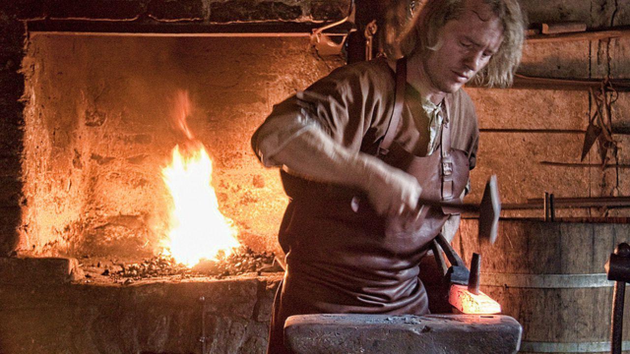 L'acciaio inossidabile è stato creato mille anni prima del previsto