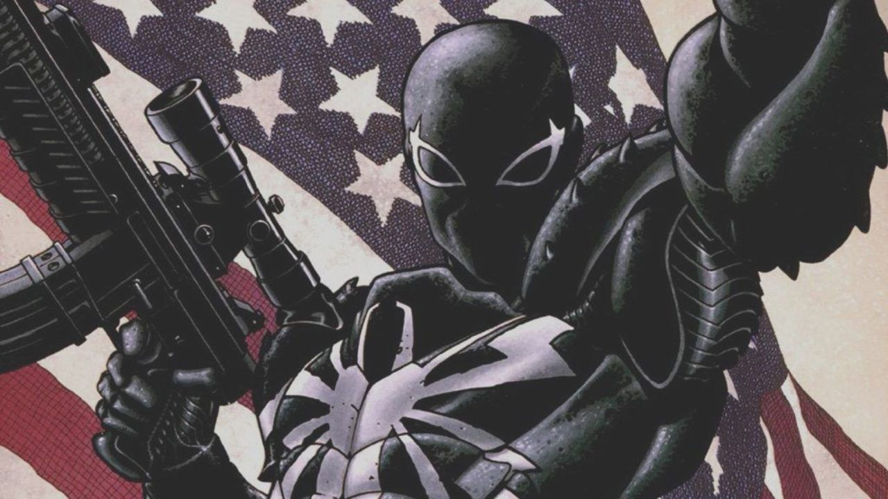 L'Agente Venom: ritorna uno dei personaggi più amati della Marvel