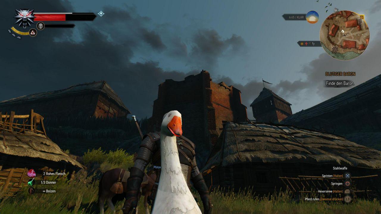 L'aggiornamento 1.07 di The Witcher 3 Wild Hunt contiene modifiche nascoste?