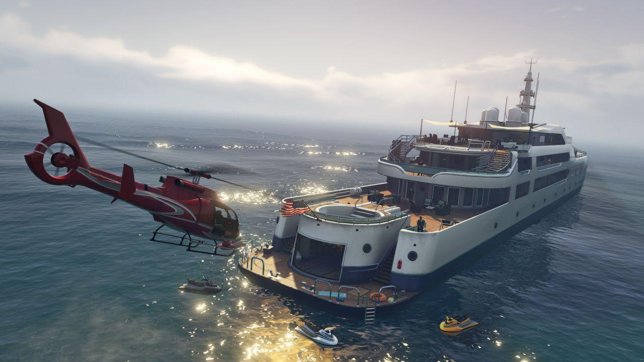 L'aggiornamento 'Colpi' di GTA Online include nove obiettivi extra