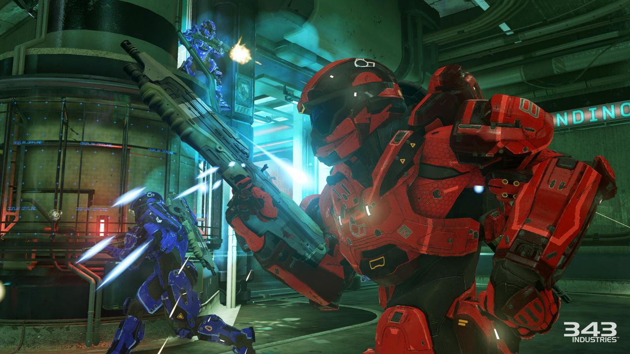 L'aggiornamento Infinity Armory di Halo 5 Guardians è disponibile per il download