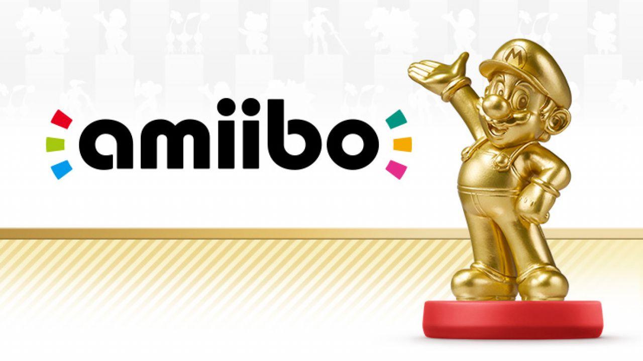 L'amiibo Gold Mario torna sul mercato?