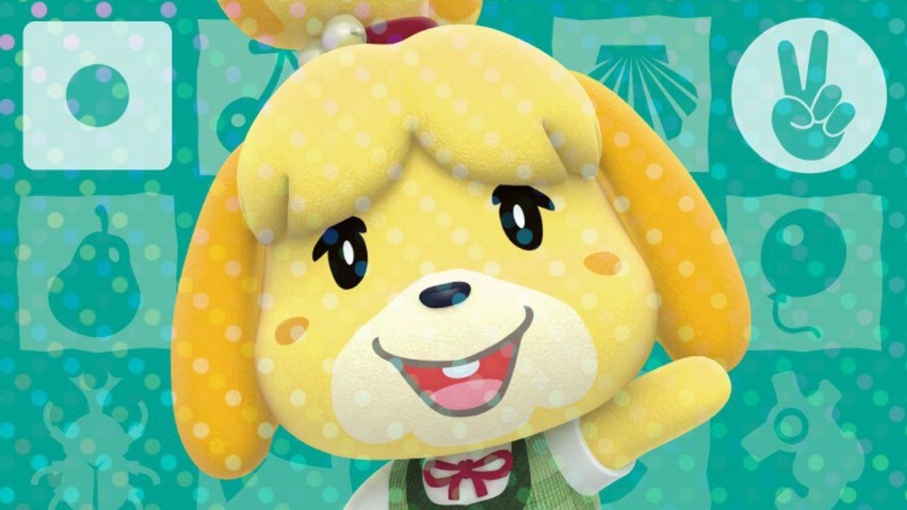 L'amiibo di Isabelle in vendita singolarmente