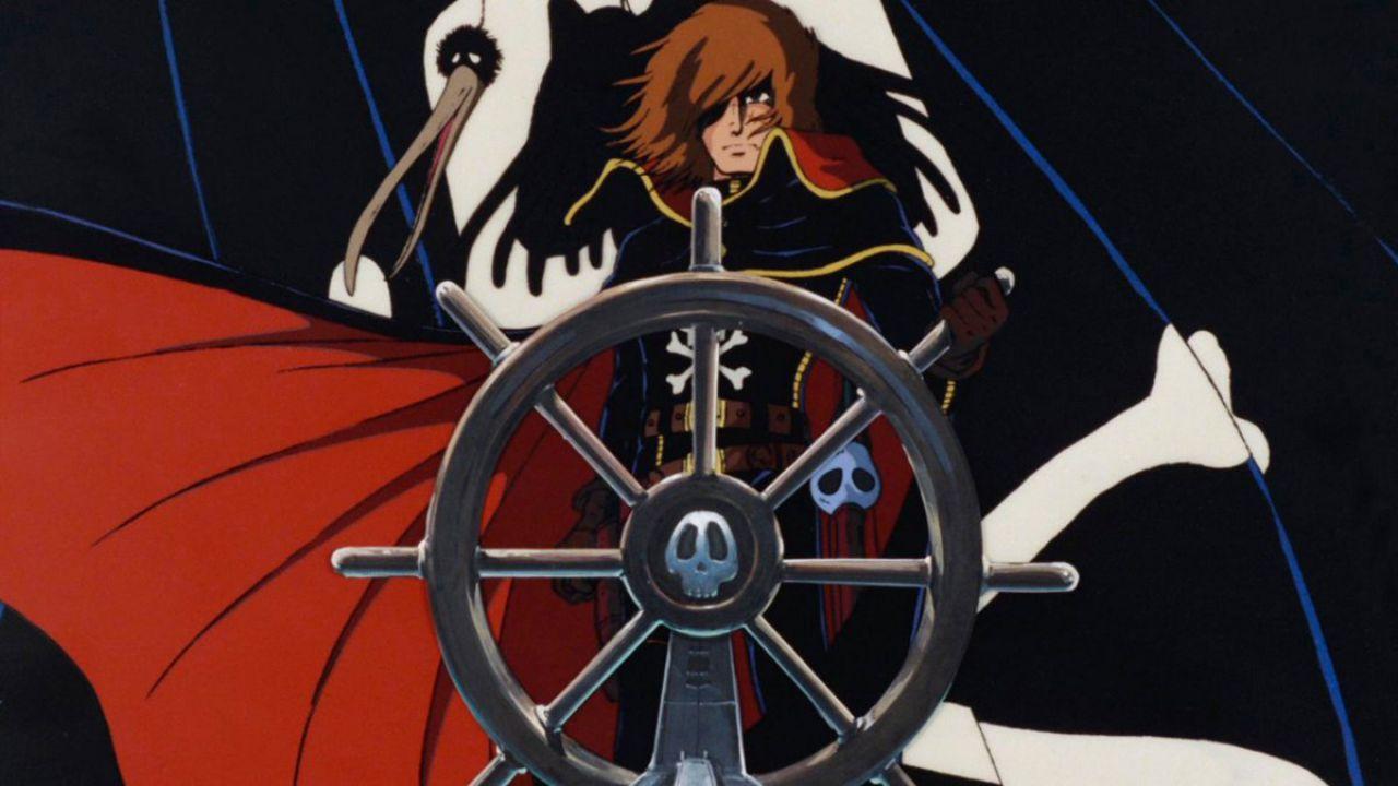 L'anime di Capitan Harlock compie gli anni, tanti auguri al capolavoro di Leiji Matsumoto!