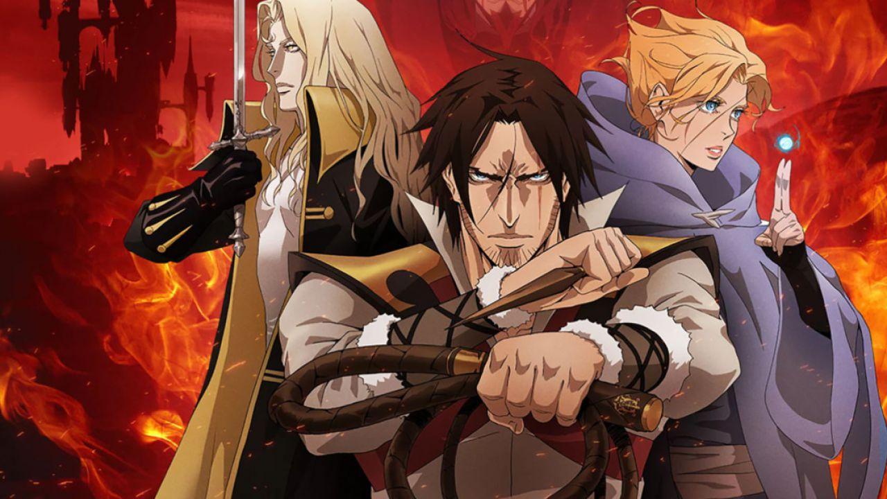 L'anime di Castlevania riceverà anche una Stagione 3, è ufficiale!