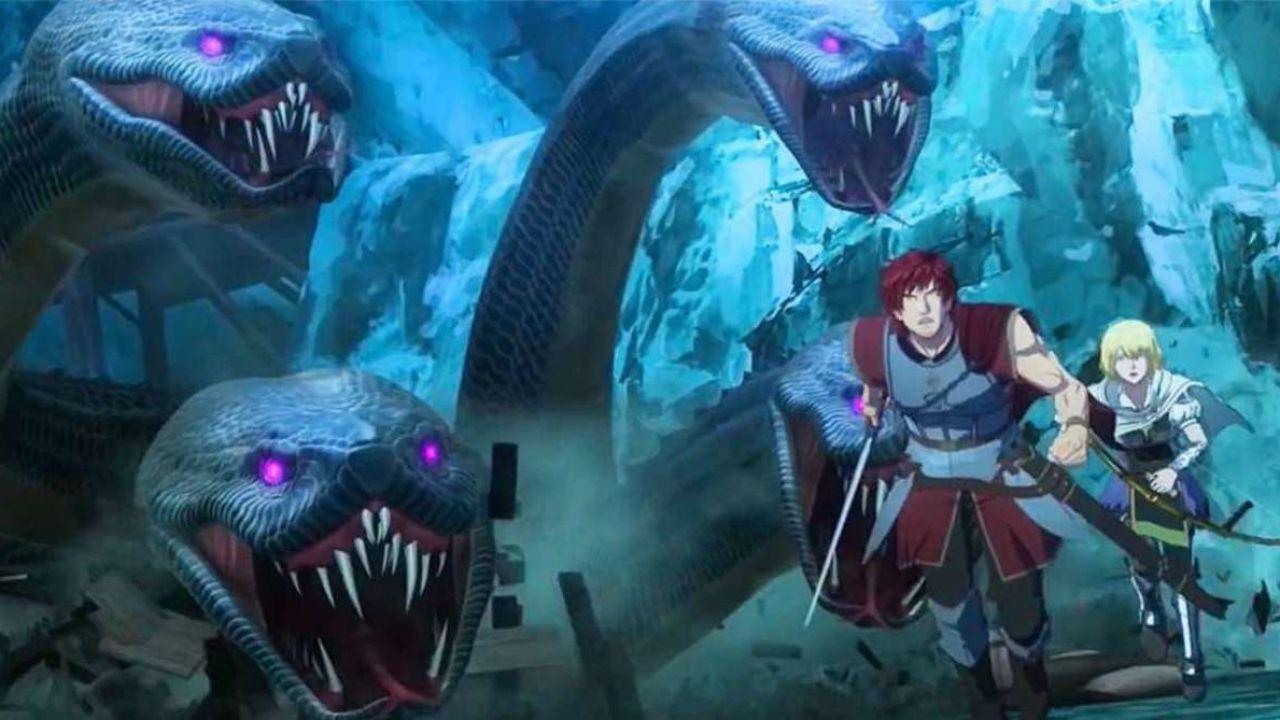 L'anime di Dragon's Dogma è migliore di quello di Castlevania?