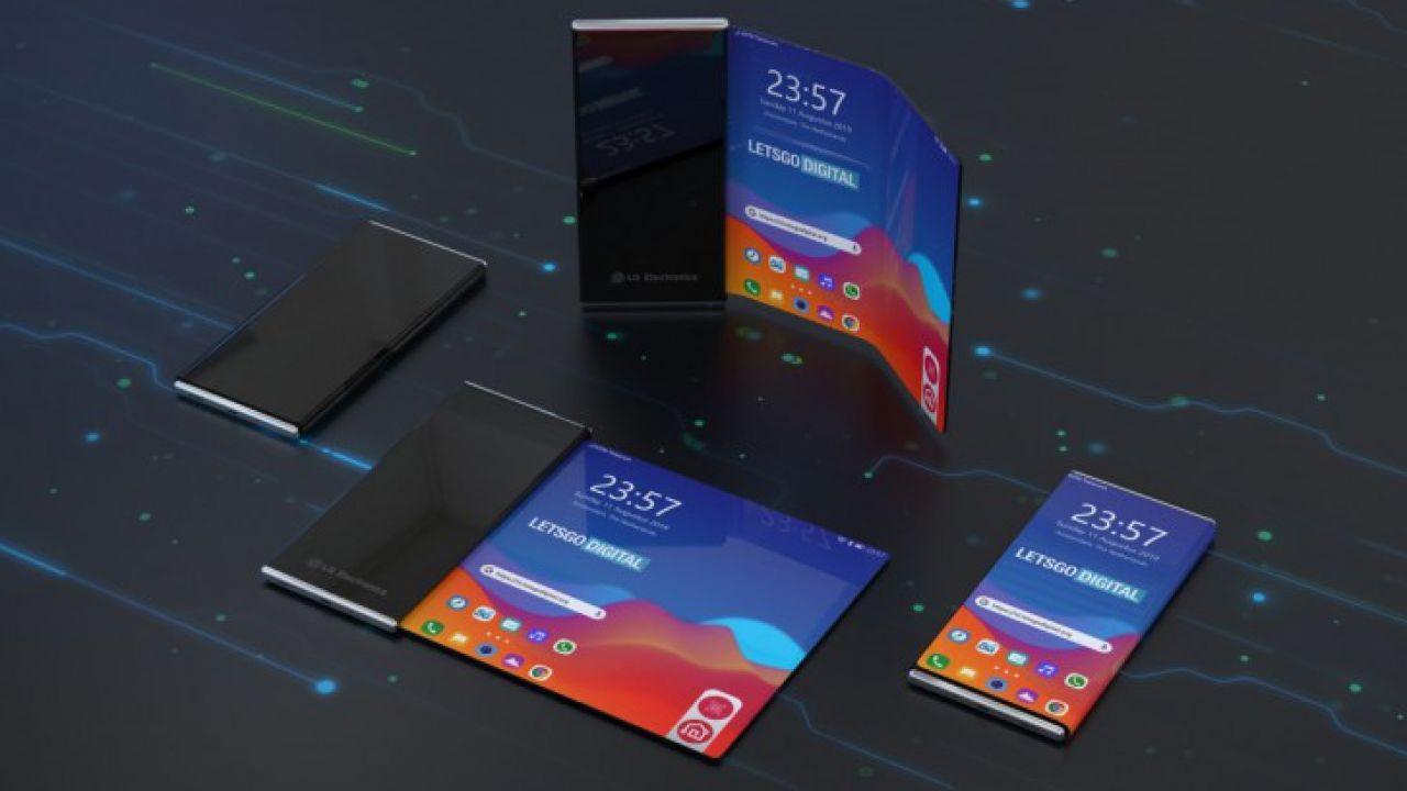 L'annuncio di LG: nel 2021 arriva il primo smartphone con schermo OLED arrotolabile
