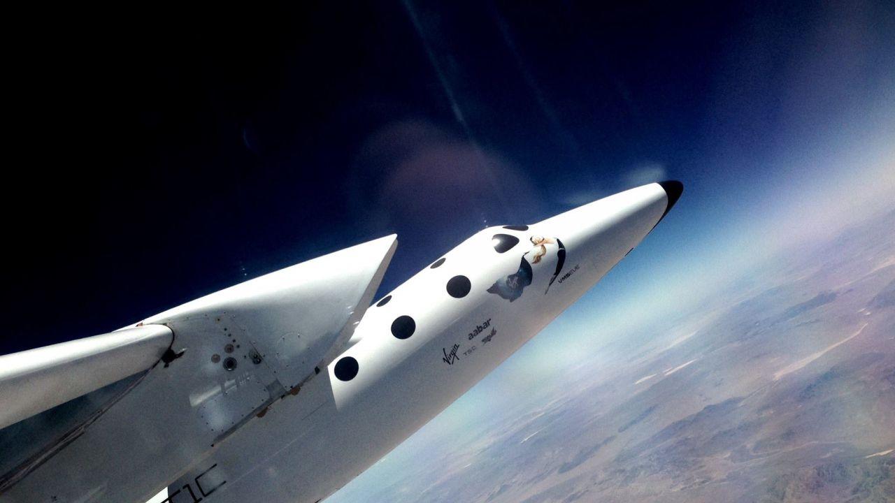 L'annuncio di Richard Branson: Virgin Galactic nello spazio in poche settimane