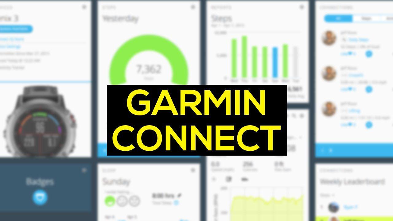 L'applicazione Garmin Connect Mobile 3.0 è ora compatibile anche con il sistema operativo Windows 10